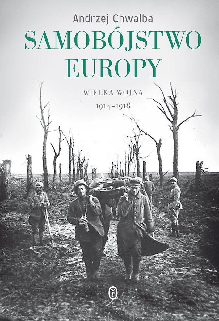 Samobójstwo Europy - Ebook (Książka EPUB) do pobrania w formacie EPUB