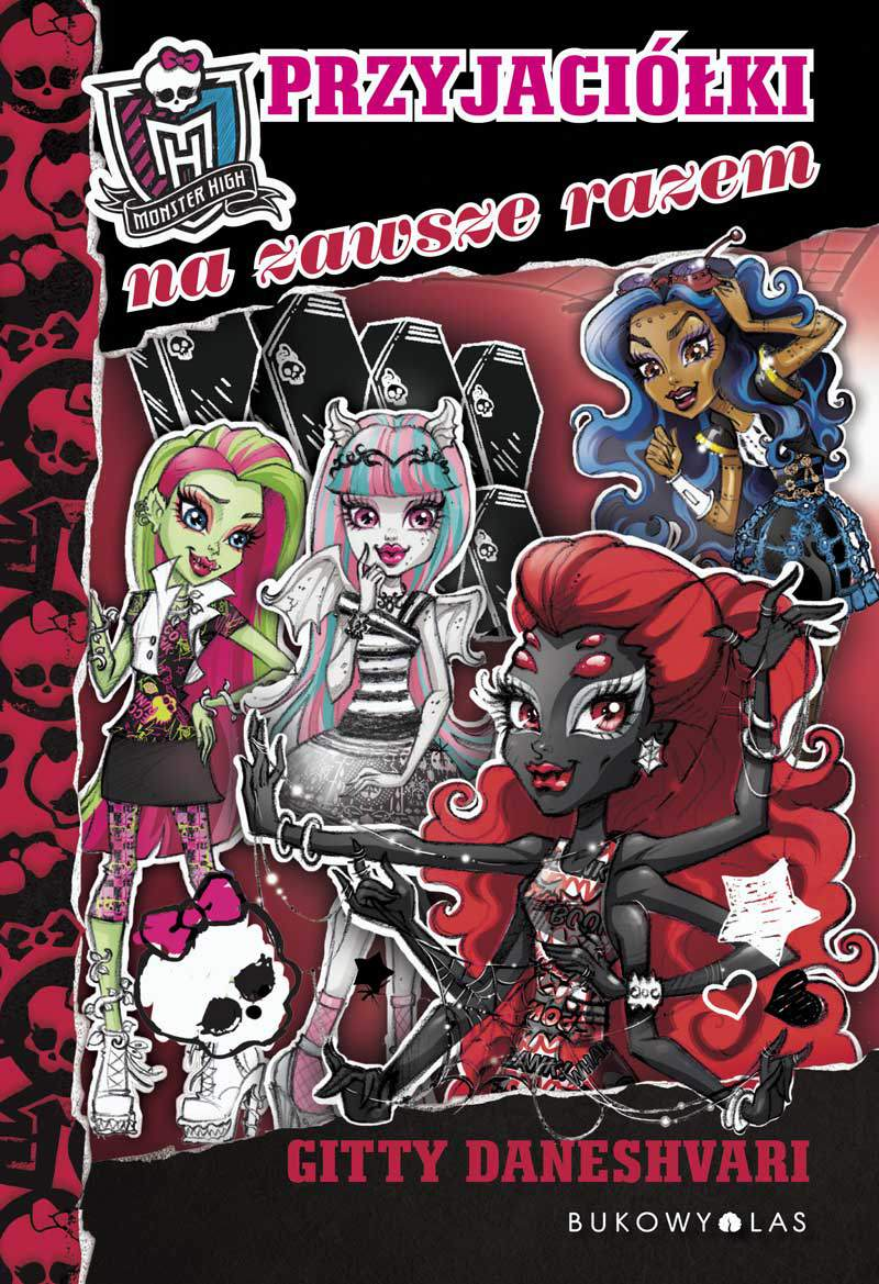 Monster High - Ebook (Książka na Kindle) do pobrania w formacie MOBI