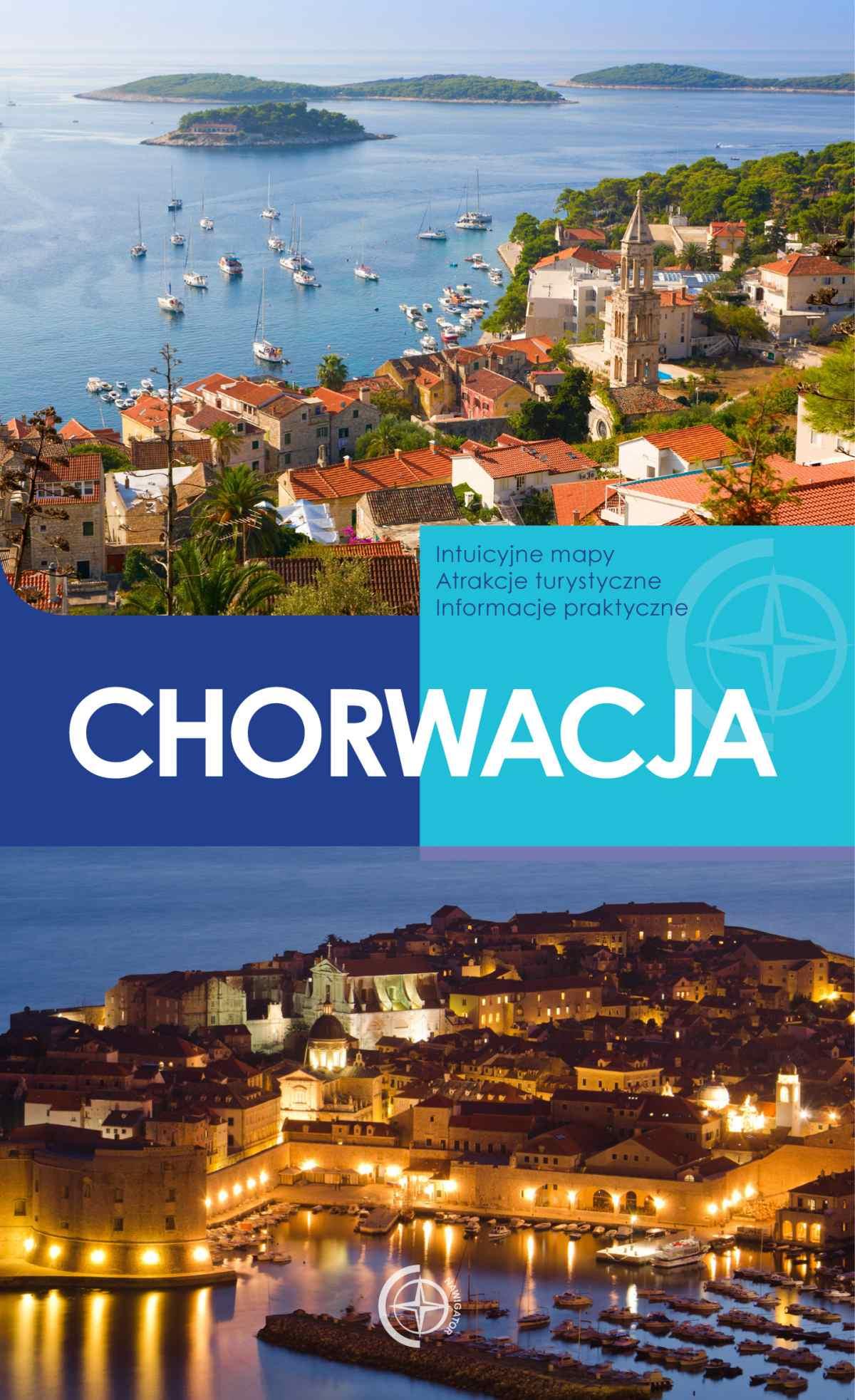 Przewodniki. Chorwacja - Ebook (Książka PDF) do pobrania w formacie PDF