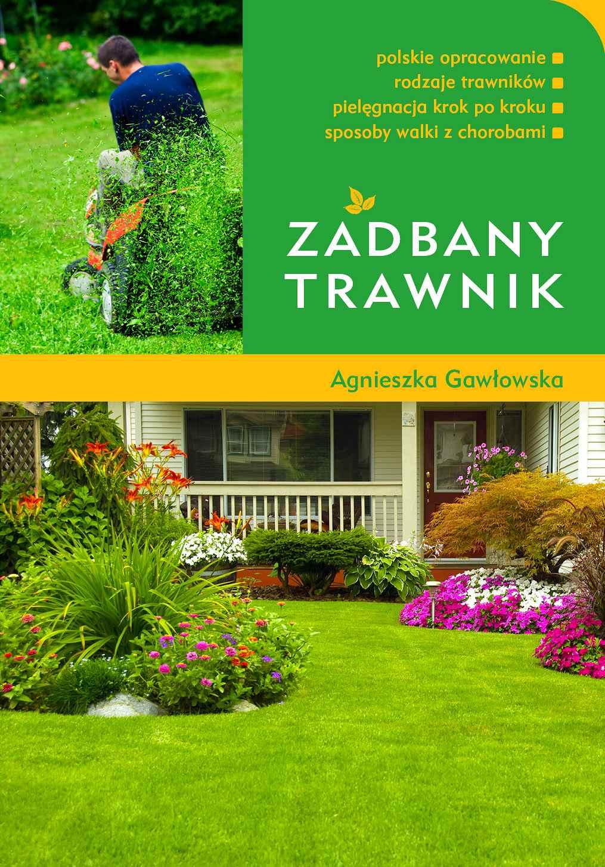 Zadbany trawnik - Ebook (Książka PDF) do pobrania w formacie PDF