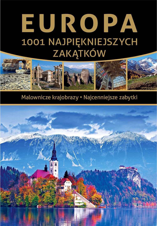Europa. 1001 najpiękniejszych zakątków - Ebook (Książka PDF) do pobrania w formacie PDF