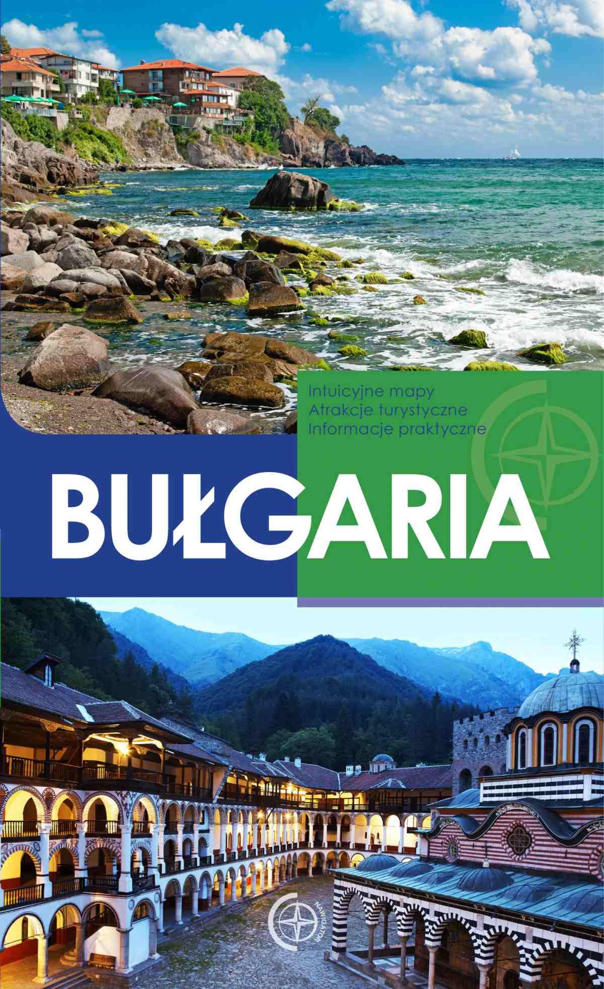 Przewodniki. Bułgaria - Ebook (Książka PDF) do pobrania w formacie PDF