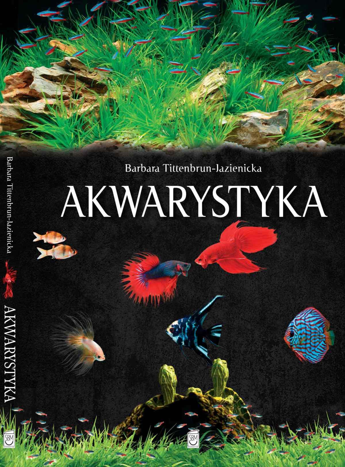 Akwarystyka. Akwarium, ryby, rośliny - Ebook (Książka PDF) do pobrania w formacie PDF
