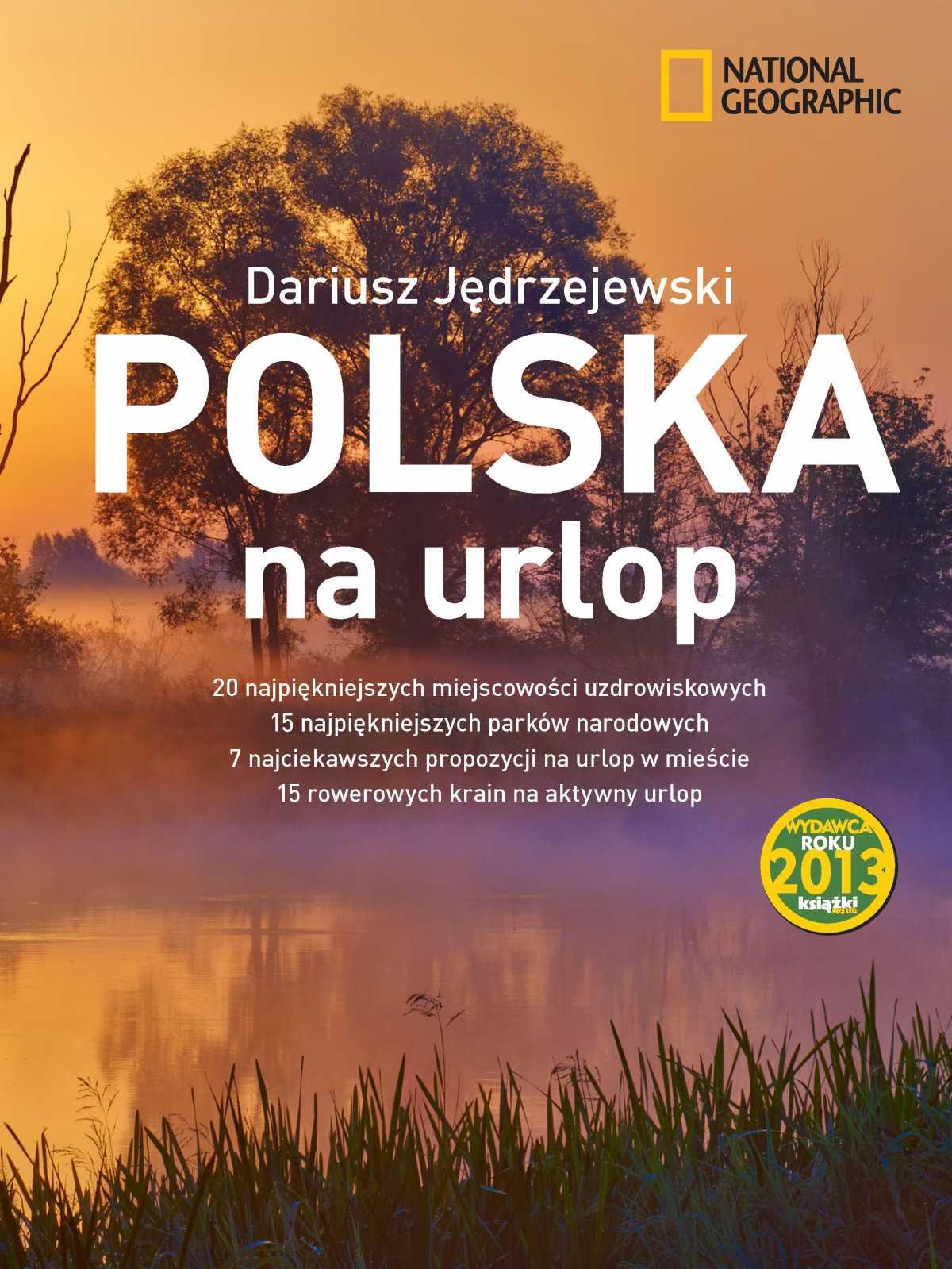 Polska na urlop - Ebook (Książka na Kindle) do pobrania w formacie MOBI