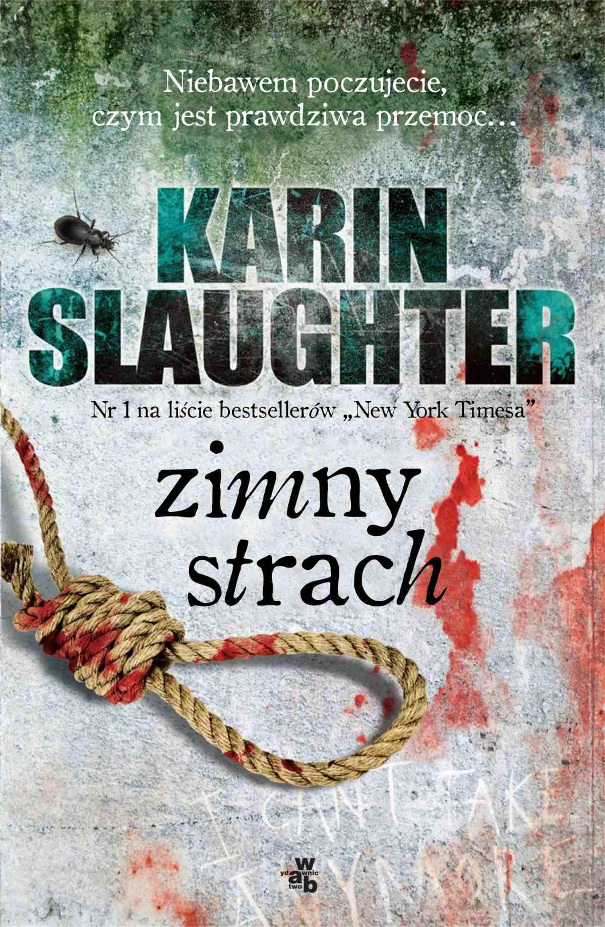 Zimny strach - Karin Slaughter