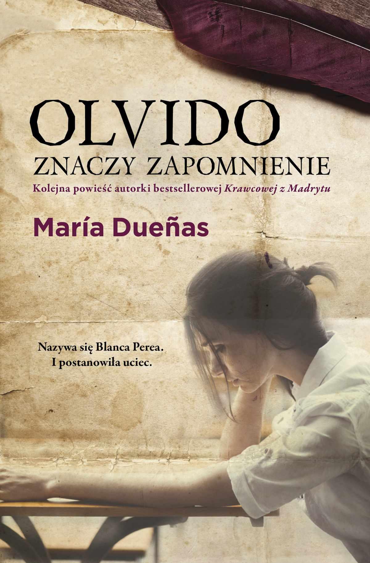 Olvido znaczy zapomnienie - Ebook (Książka EPUB) do pobrania w formacie EPUB