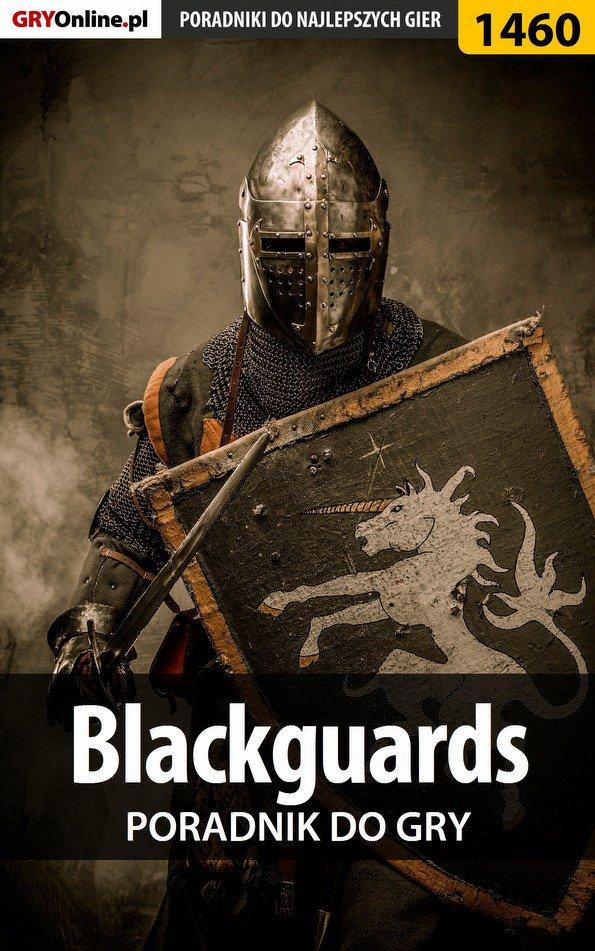 Blackguards - poradnik do gry - Ebook (Książka PDF) do pobrania w formacie PDF