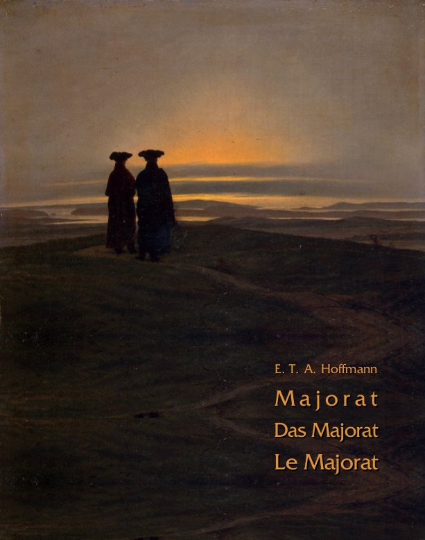 Majorat - Das Majorat - Le Majorat - Ebook (Książka na Kindle) do pobrania w formacie MOBI