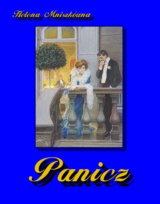 Panicz - romans tragiczny - Ebook (Książka EPUB) do pobrania w formacie EPUB