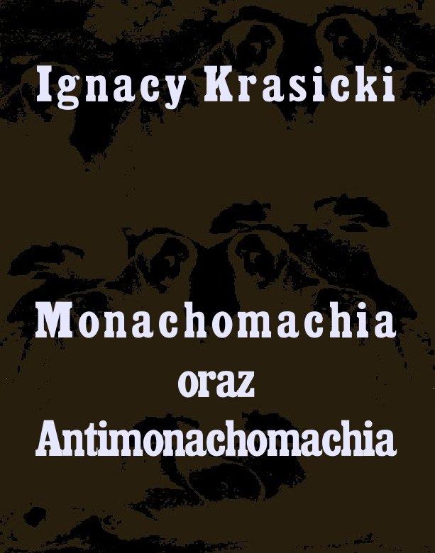 Monachomachia i Antimonachomachia - Ebook (Książka EPUB) do pobrania w formacie EPUB