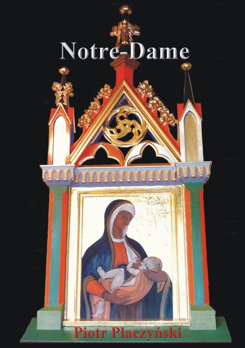 Notre-Dame. Collage literacki wg idei Marcela Duchampa - Ebook (Książka PDF) do pobrania w formacie PDF
