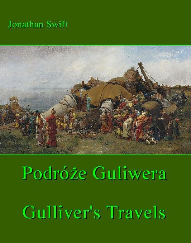 Podróże Gulliwera. Gulliver's Travels - Ebook (Książka EPUB) do pobrania w formacie EPUB