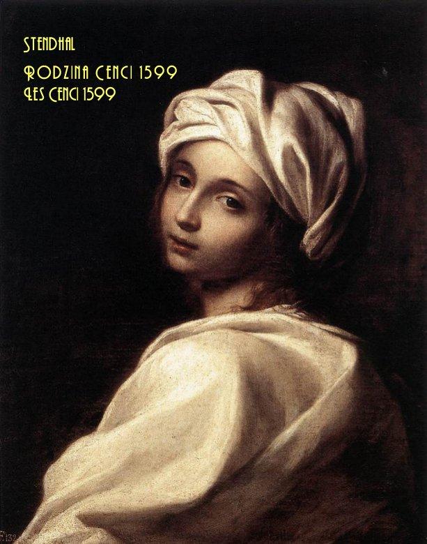 Rodzina Cenci 1599. Les Cenci 1599 - Ebook (Książka EPUB) do pobrania w formacie EPUB