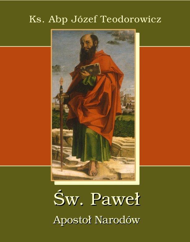 Św. Paweł Apostoł Narodów - Ebook (Książka EPUB) do pobrania w formacie EPUB