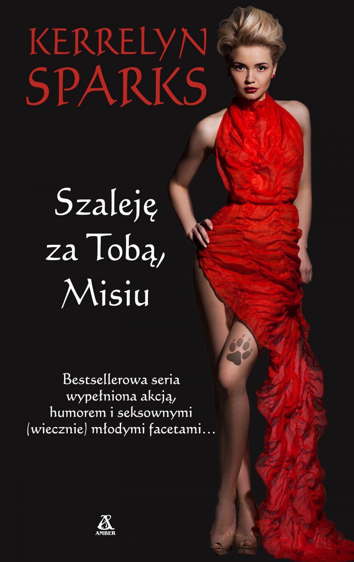 Szaleję za Tobą, Misiu - Ebook (Książka na Kindle) do pobrania w formacie MOBI