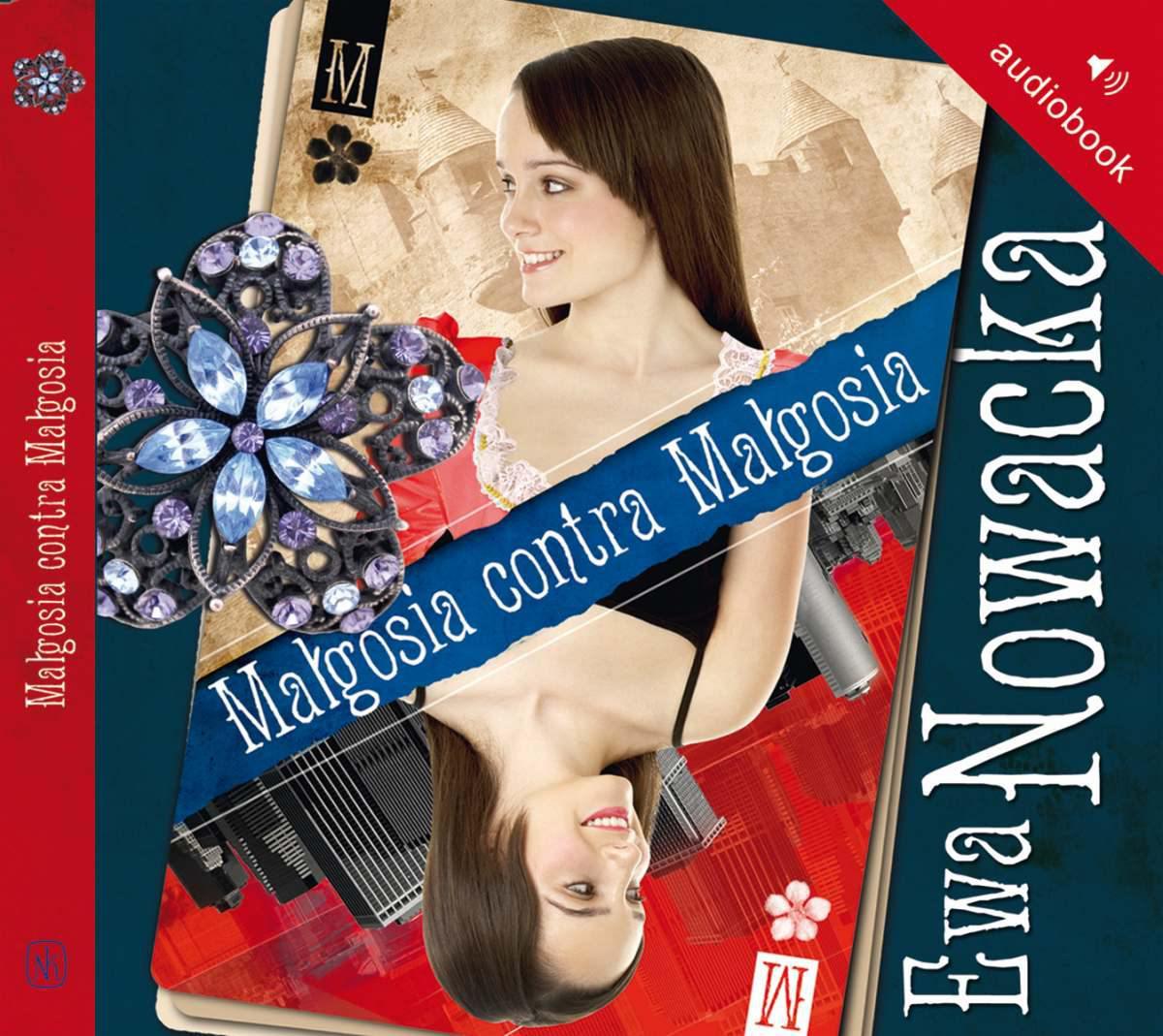 Małgosia contra Małgosia - Audiobook (Książka audio MP3) do pobrania w całości w archiwum ZIP