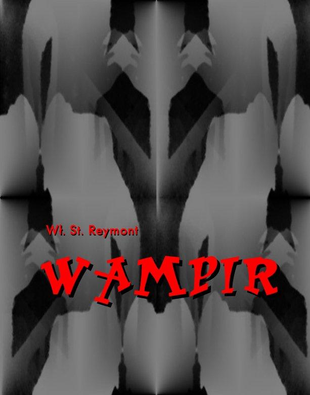 Wampir - powieść grozy - Ebook (Książka na Kindle) do pobrania w formacie MOBI