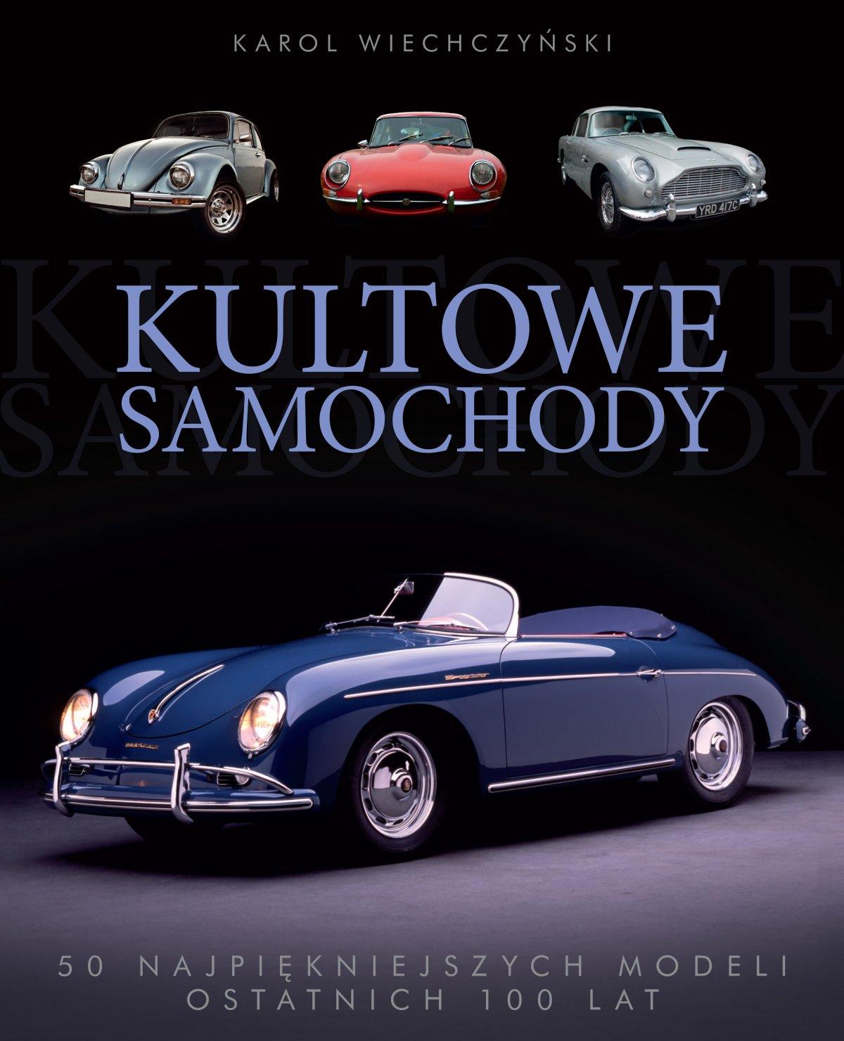 Kultowe samochody - Ebook (Książka PDF) do pobrania w formacie PDF