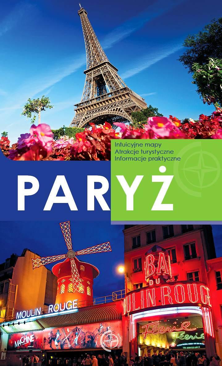 Przewodniki. Paryż - Ebook (Książka PDF) do pobrania w formacie PDF