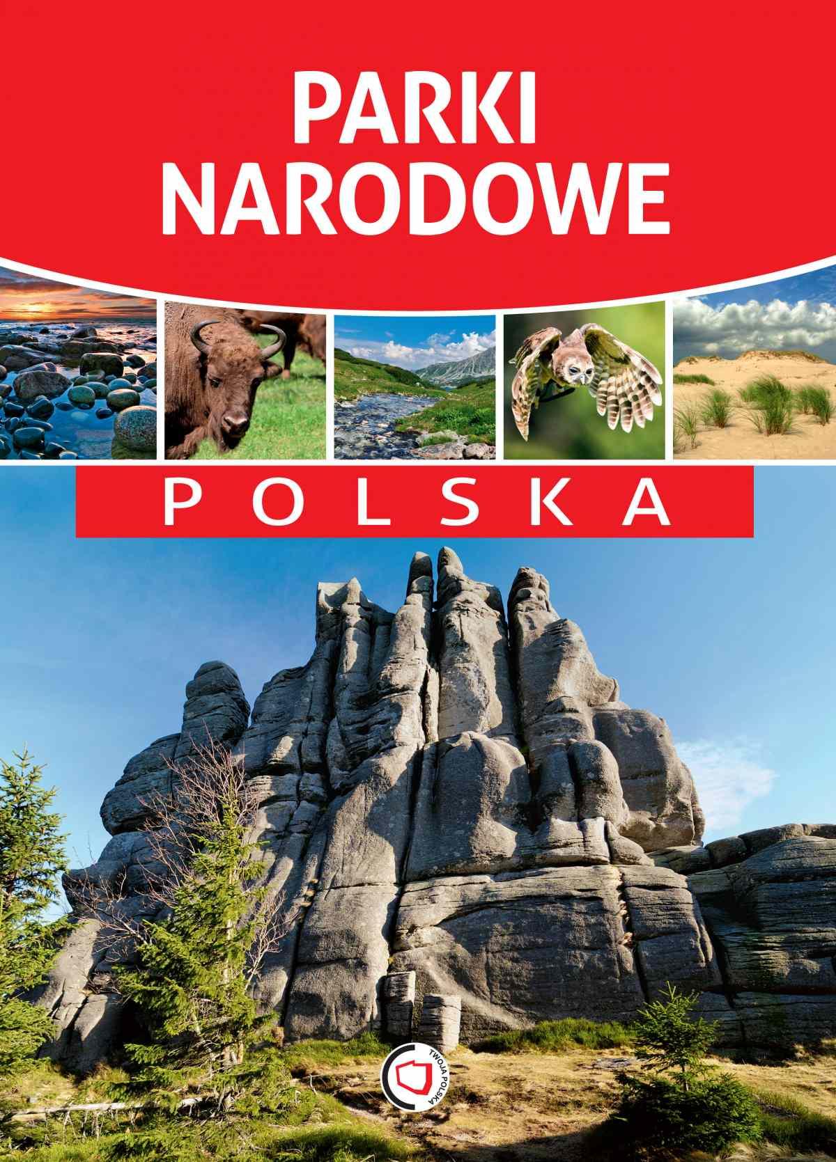 Parki narodowe - Ebook (Książka PDF) do pobrania w formacie PDF