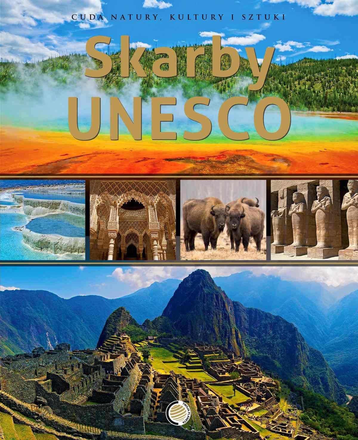 Skarby UNESCO - Ebook (Książka PDF) do pobrania w formacie PDF