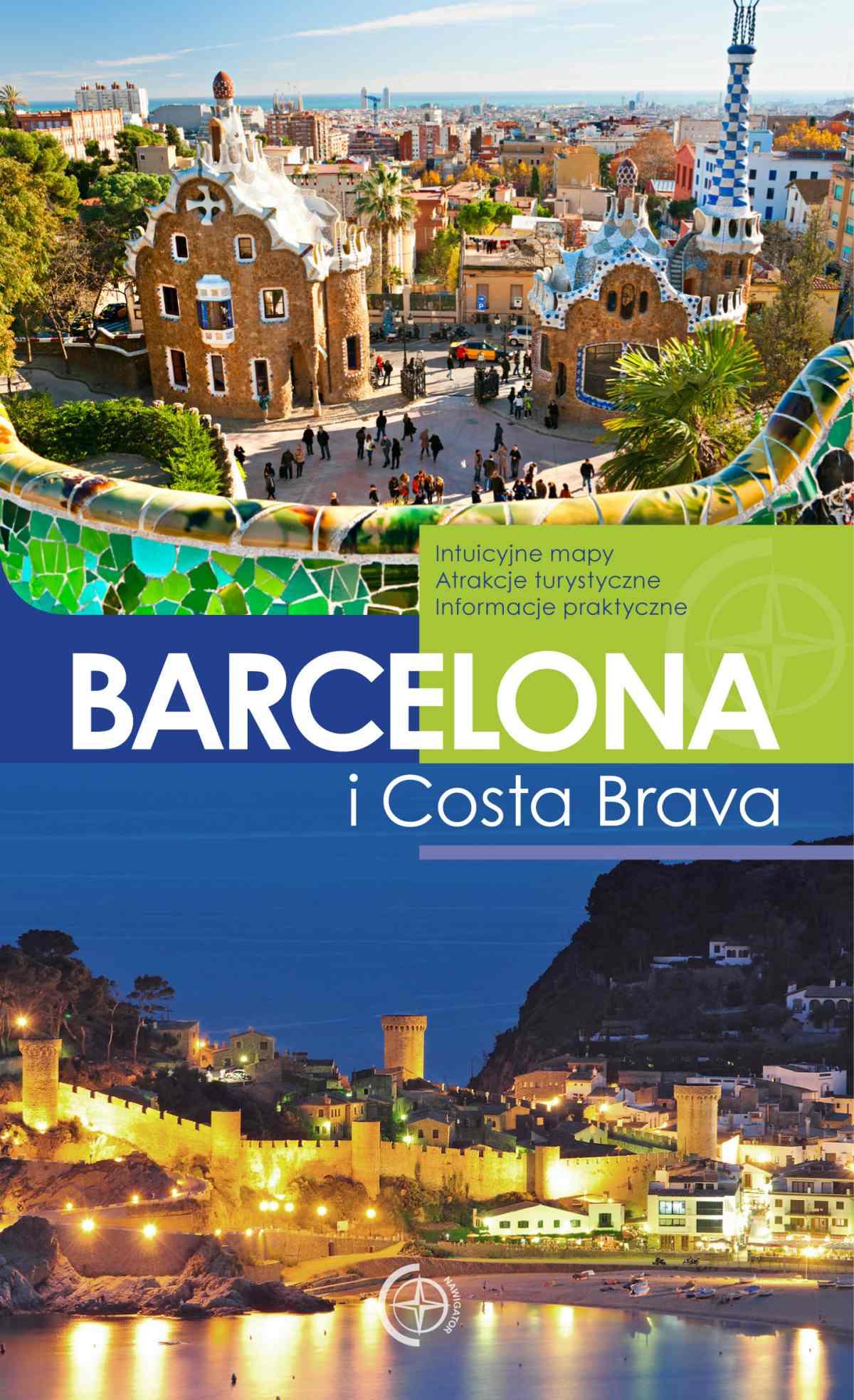 Przewodniki. Barcelona i Costa Brava - Ebook (Książka PDF) do pobrania w formacie PDF
