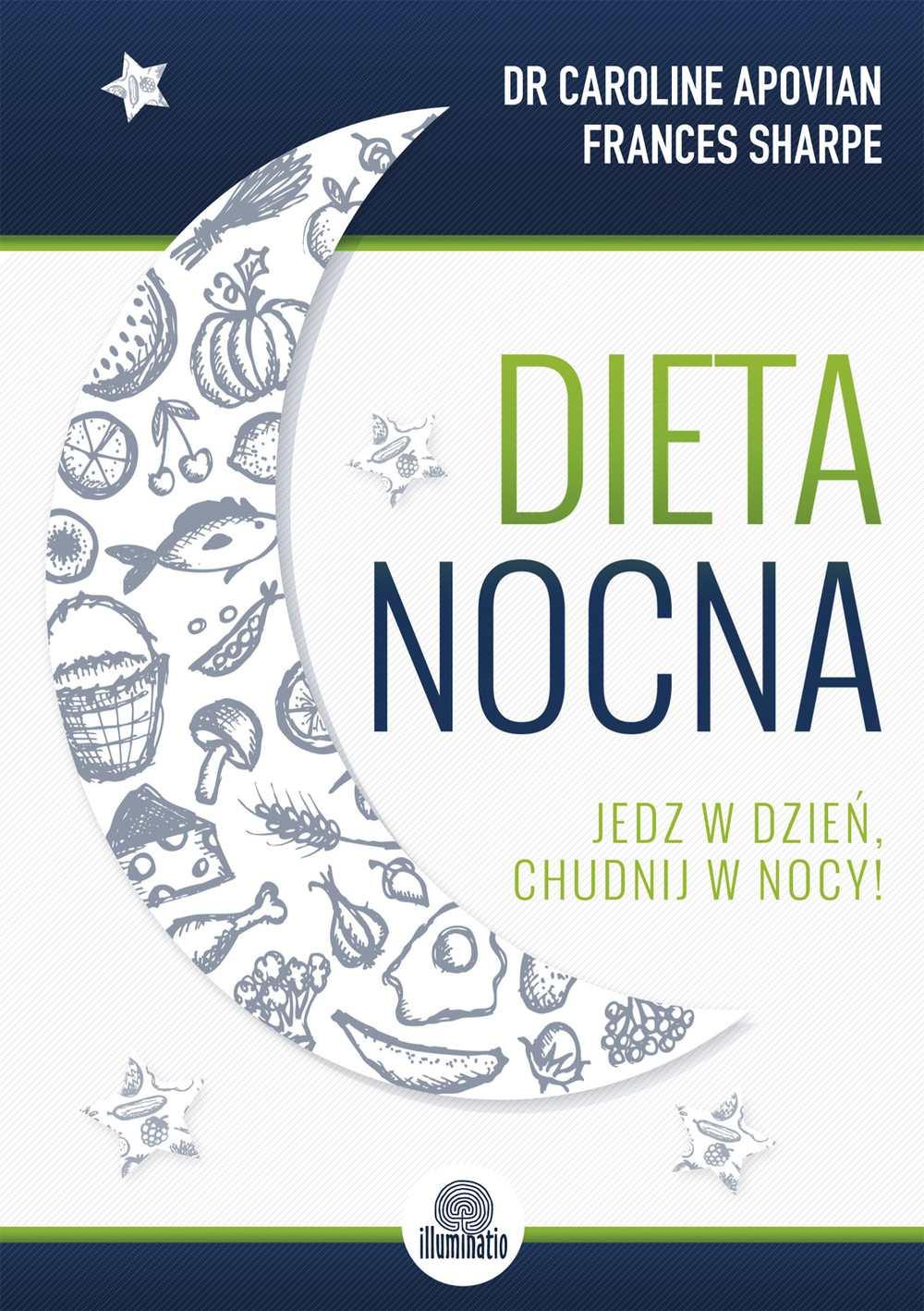 Dieta nocna. Jedz w dzień, chudnij w nocy! - Ebook (Książka na Kindle) do pobrania w formacie MOBI