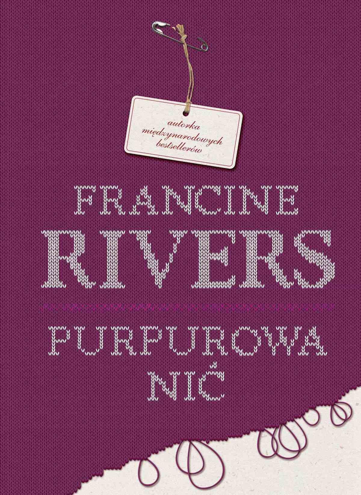 Purpurowa nić - Ebook (Książka EPUB) do pobrania w formacie EPUB