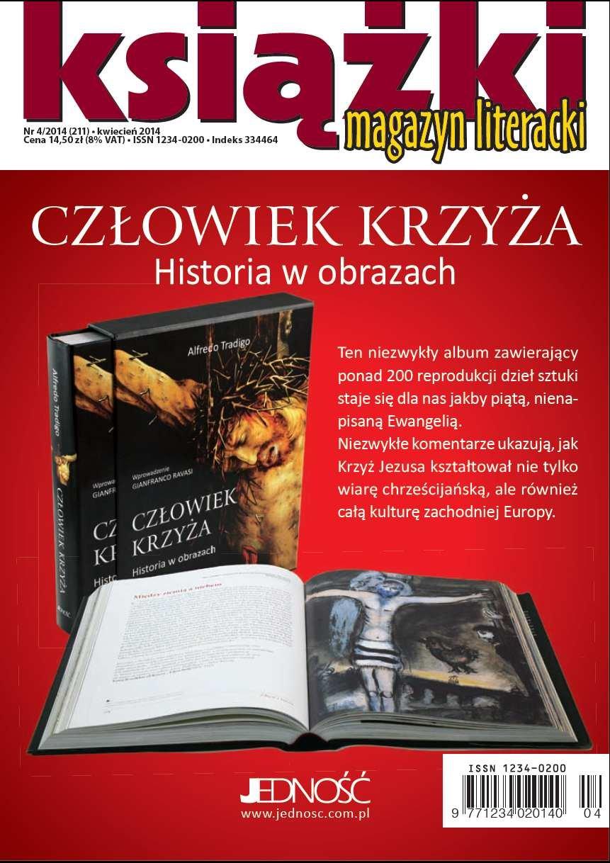 Magazyn Literacki KSIĄŻKI 4/2014 - Ebook (Książka PDF) do pobrania w formacie PDF