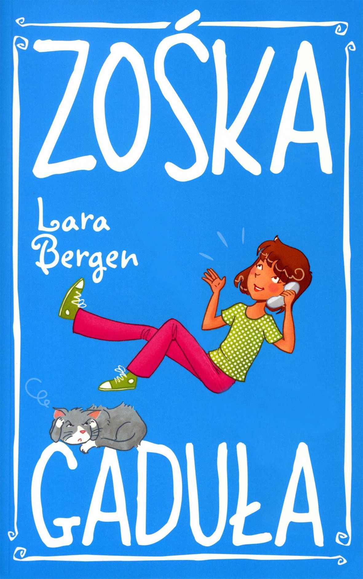 Zośka Gaduła - Ebook (Książka EPUB) do pobrania w formacie EPUB