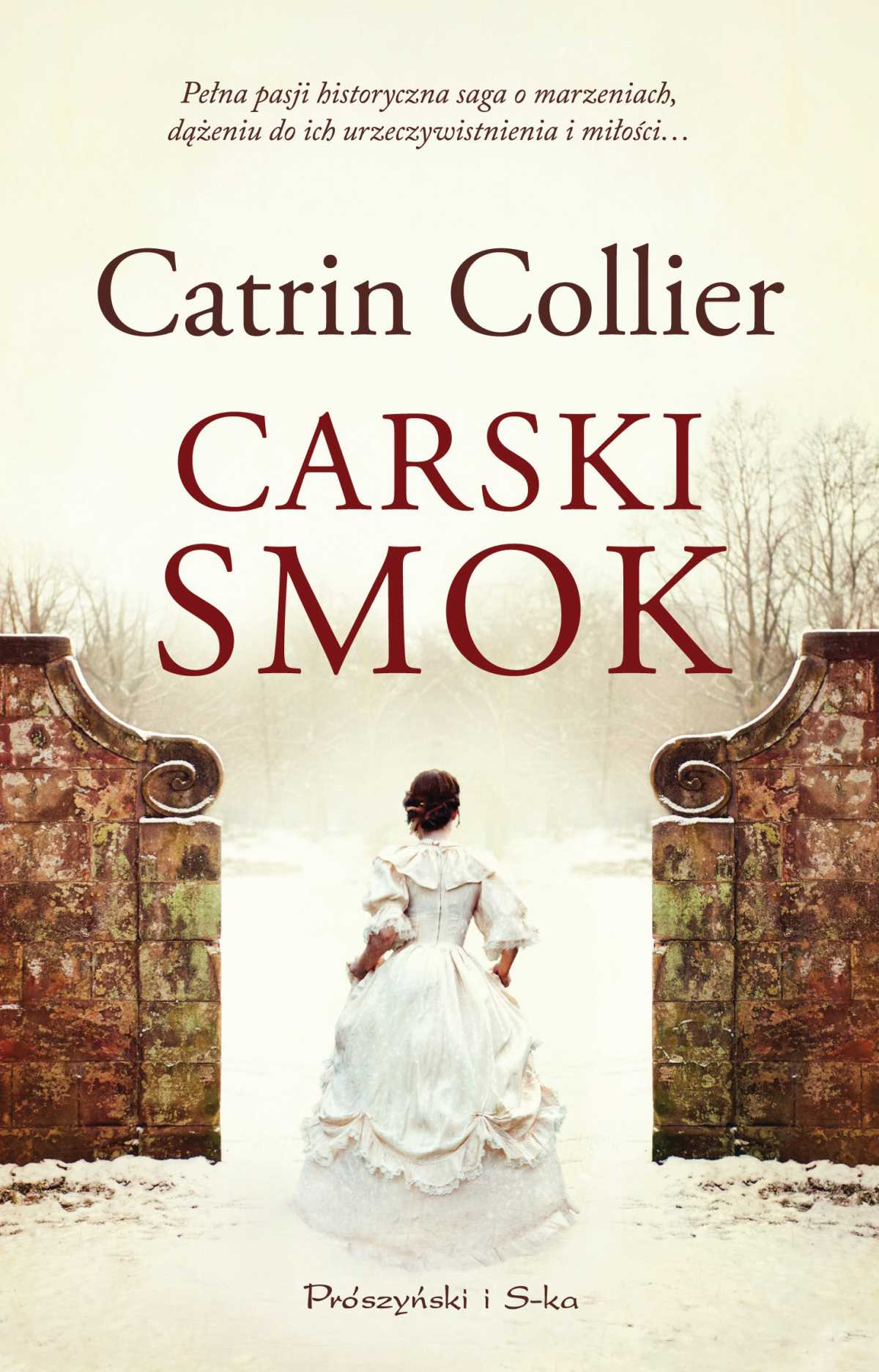 Carski smok - Ebook (Książka na Kindle) do pobrania w formacie MOBI
