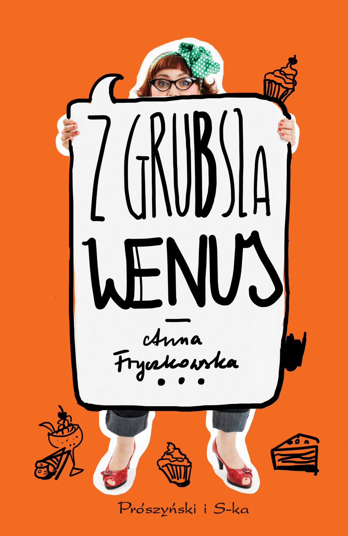 Z grubsza Wenus - Ebook (Książka EPUB) do pobrania w formacie EPUB