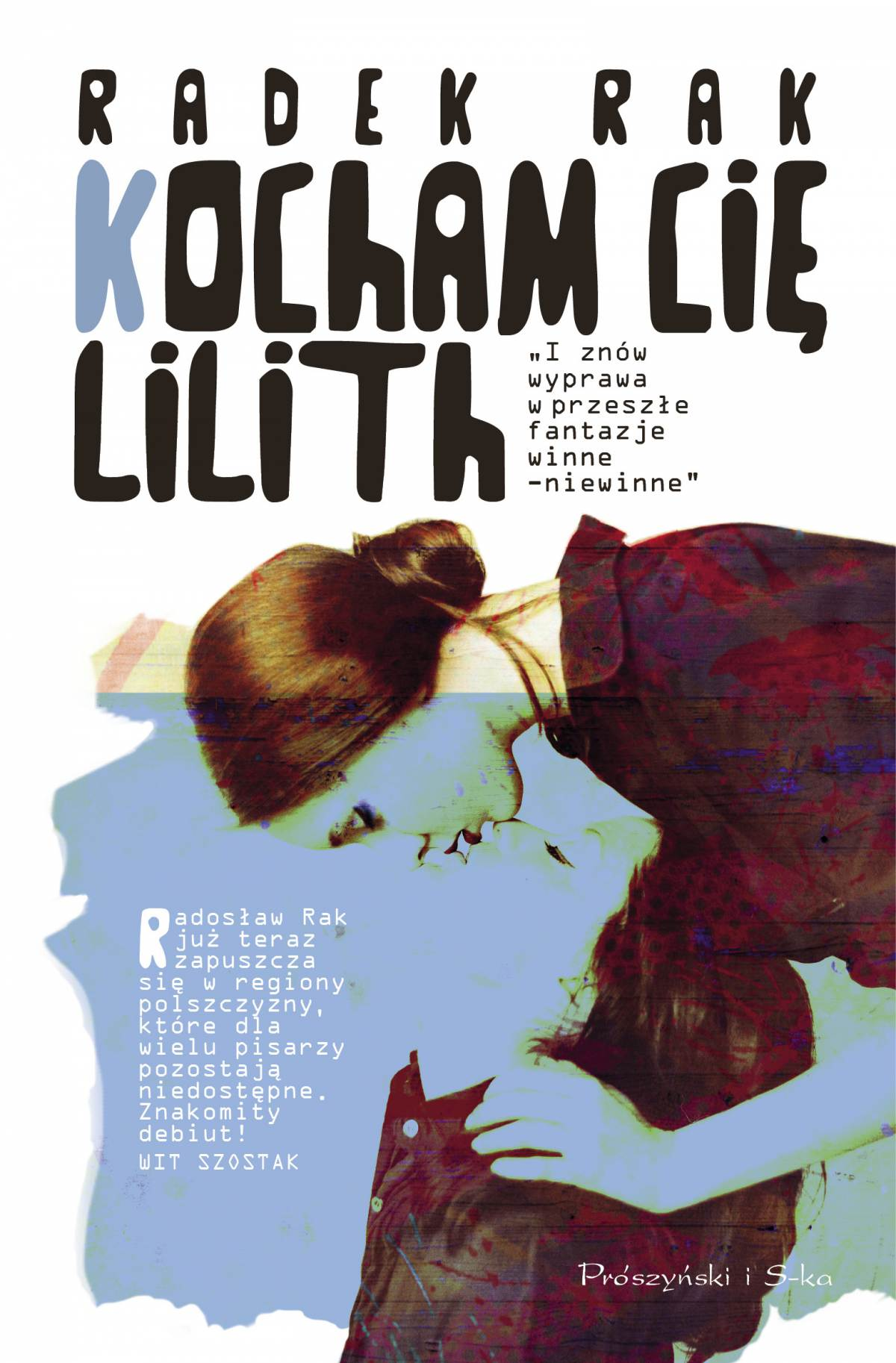 Kocham cię, Lilith - Ebook (Książka na Kindle) do pobrania w formacie MOBI