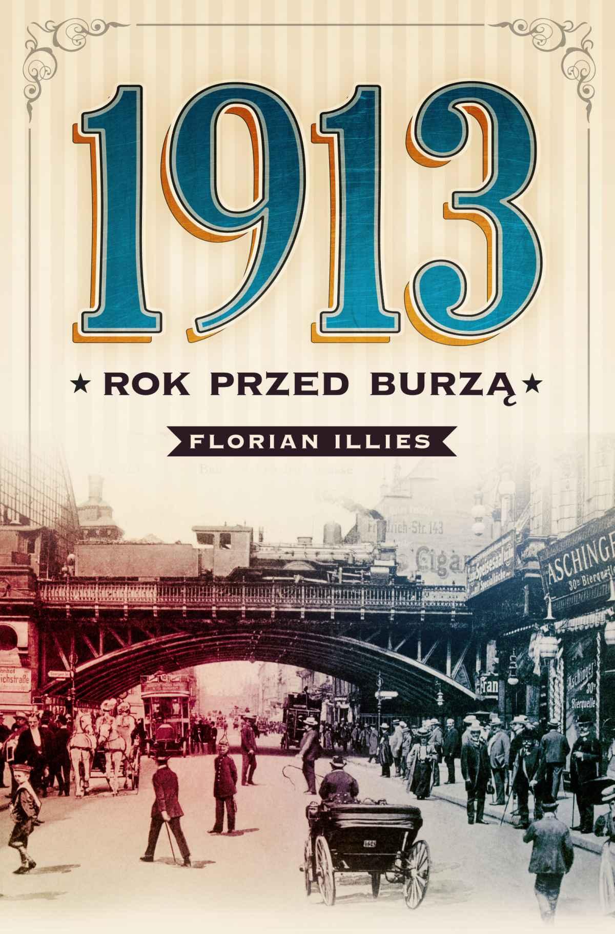 1913 - Ebook (Książka EPUB) do pobrania w formacie EPUB