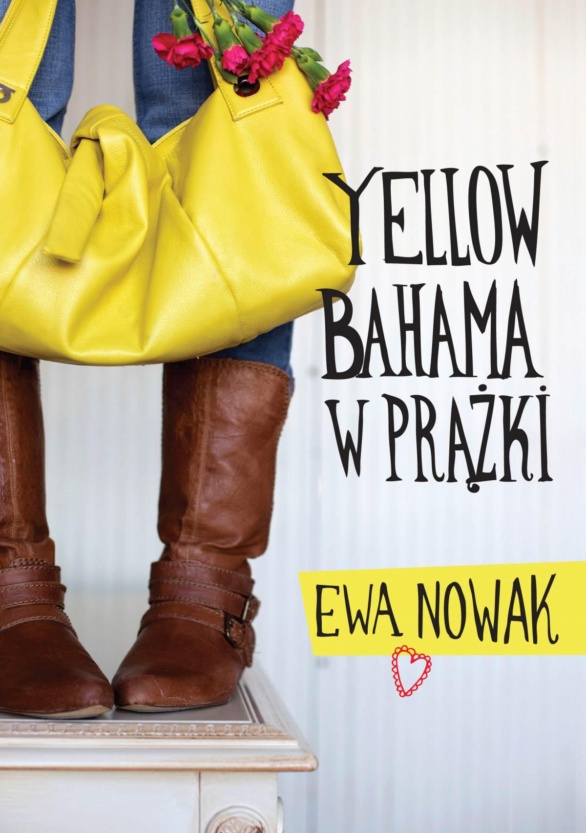 Yellow bahama w prążki - Ebook (Książka na Kindle) do pobrania w formacie MOBI