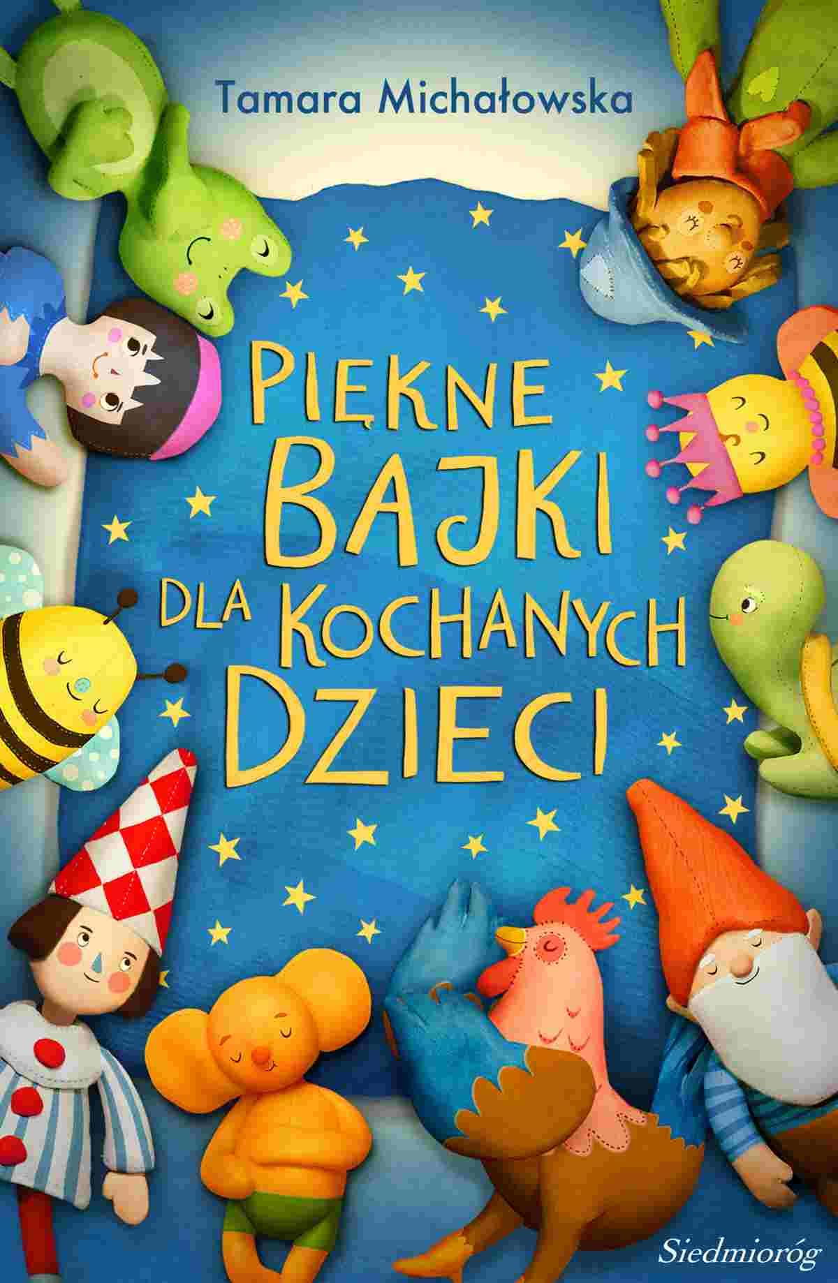 Piękne bajki dla kochanych dzieci - Ebook (Książka EPUB) do pobrania w formacie EPUB