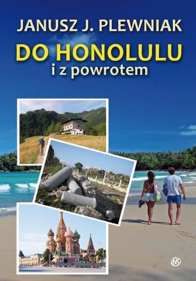 Do Honolulu i z powrotem - Ebook (Książka na Kindle) do pobrania w formacie MOBI