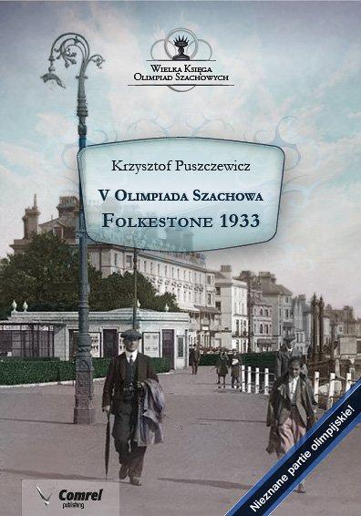 V Olimpiada Szachowa - Folkestone 1933 - Ebook (Książka PDF) do pobrania w formacie PDF
