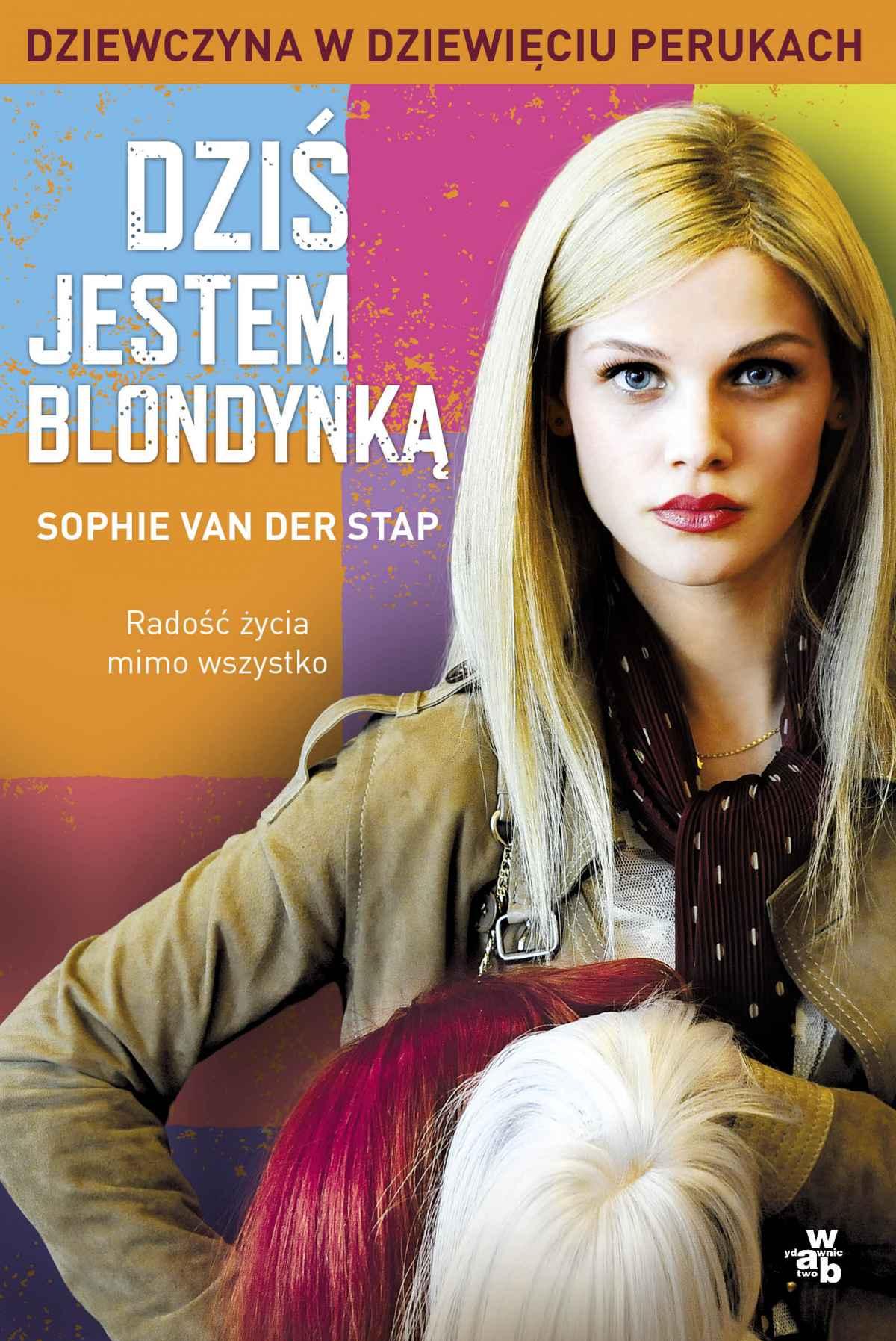 Dziś jestem blondynką. Dziewczyna w dziewięciu perukach - Ebook (Książka na Kindle) do pobrania w formacie MOBI