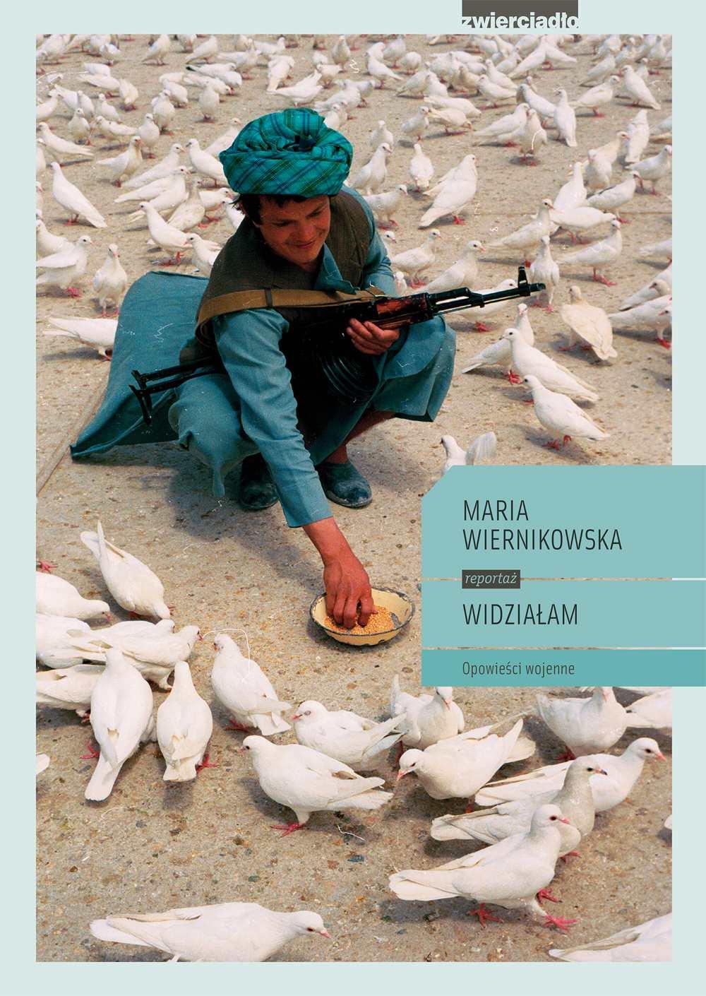 Widziałam. Opowieści wojenne - Ebook (Książka EPUB) do pobrania w formacie EPUB