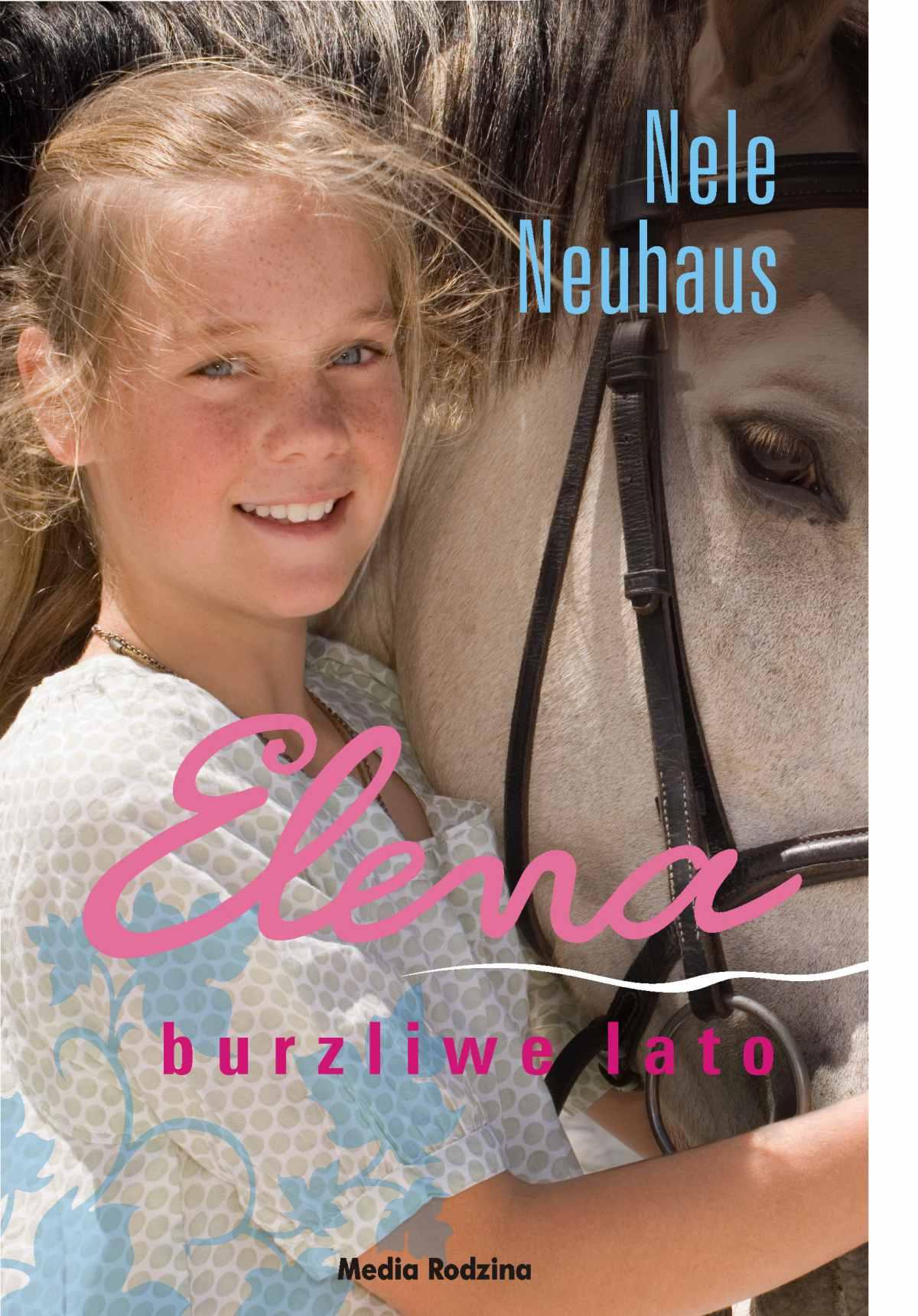 Elena. Burzliwe lato - Ebook (Książka EPUB) do pobrania w formacie EPUB