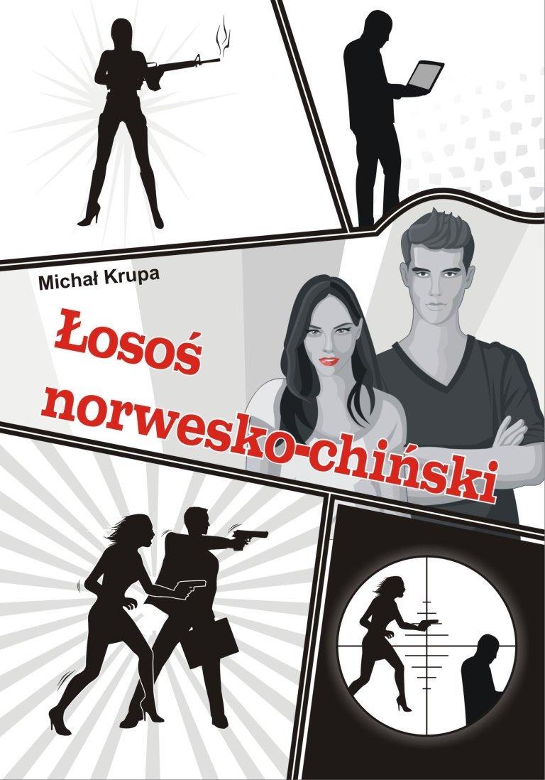 Łosoś norwesko-chiński - Ebook (Książka EPUB) do pobrania w formacie EPUB