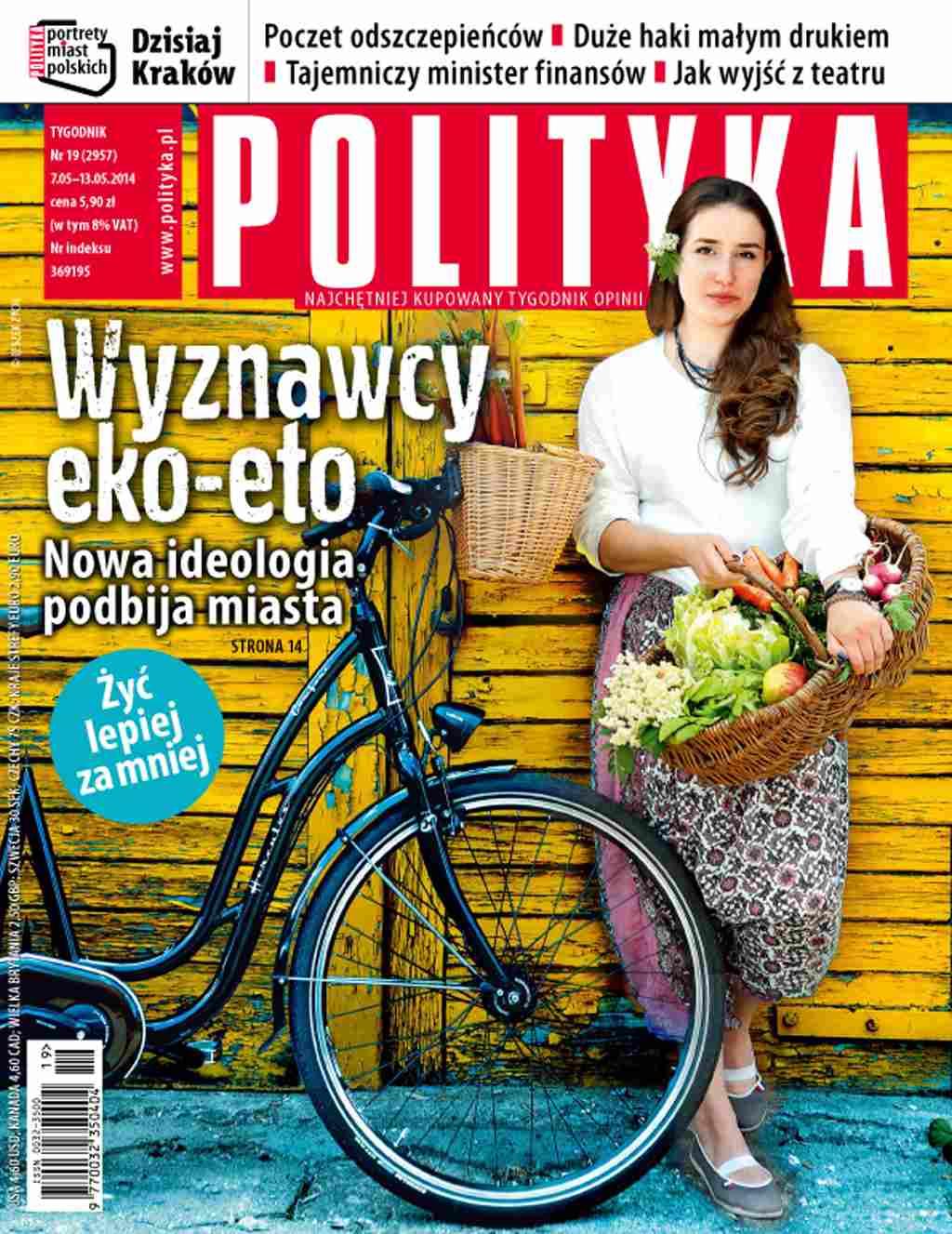 Polityka nr 19/2014 - Ebook (Książka PDF) do pobrania w formacie PDF