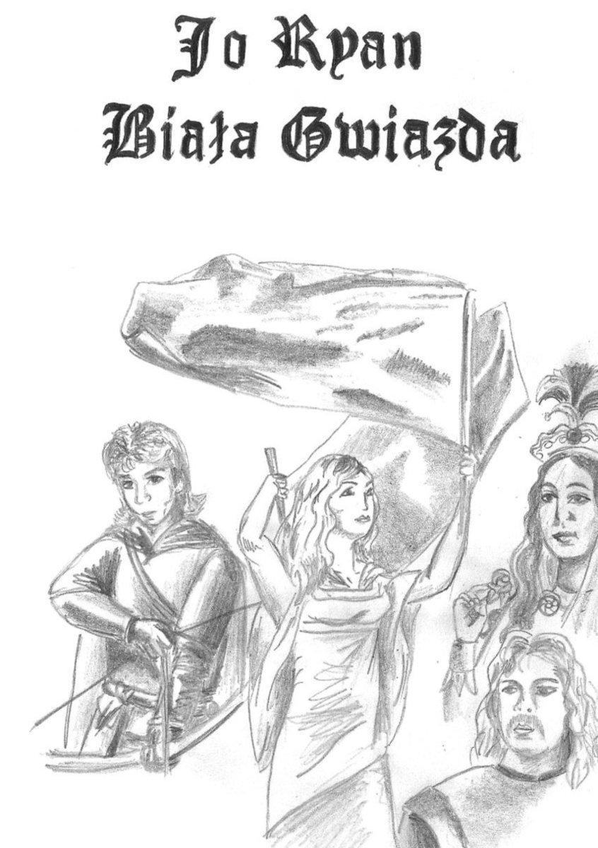 Biała Gwiazda - Ebook (Książka PDF) do pobrania w formacie PDF