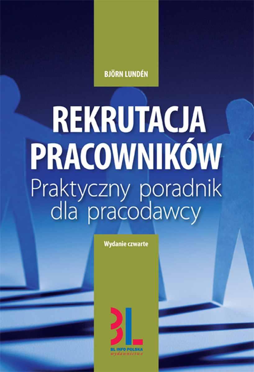 Rekrutacja pracowników - praktyczny poradnik dla pracodawcy - Ebook (Książka EPUB) do pobrania w formacie EPUB