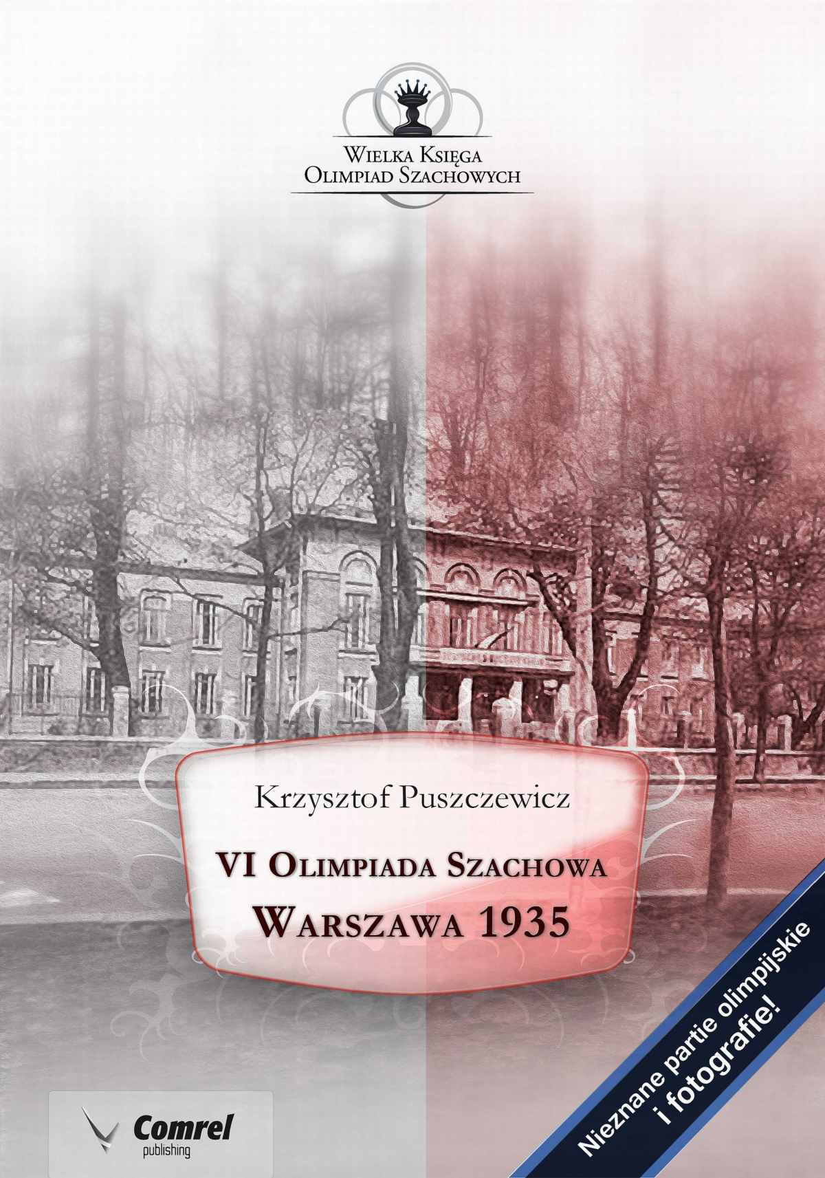 VI Olimpiada Szachowa - Warszawa 1935 - Ebook (Książka PDF) do pobrania w formacie PDF