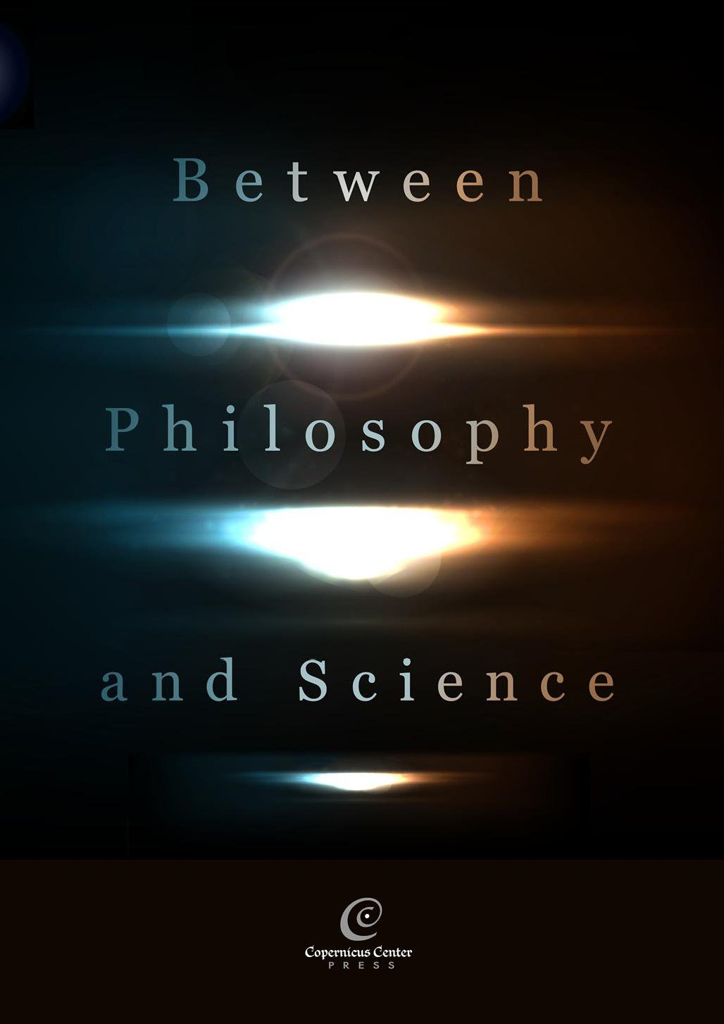 Between Philosophy and Science - Ebook (Książka EPUB) do pobrania w formacie EPUB