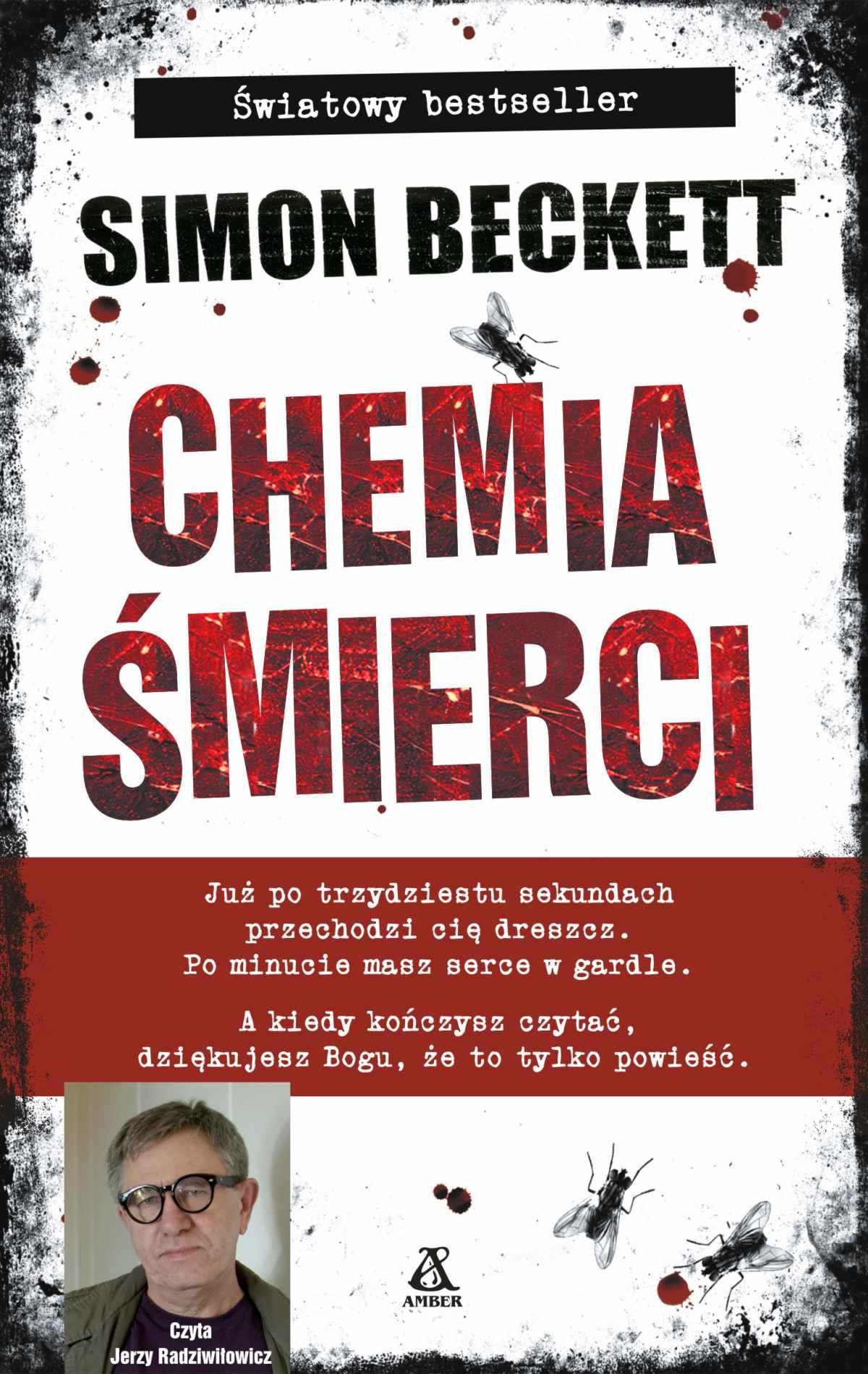 Chemia śmierci - Audiobook (Książka audio MP3) do pobrania w całości w archiwum ZIP