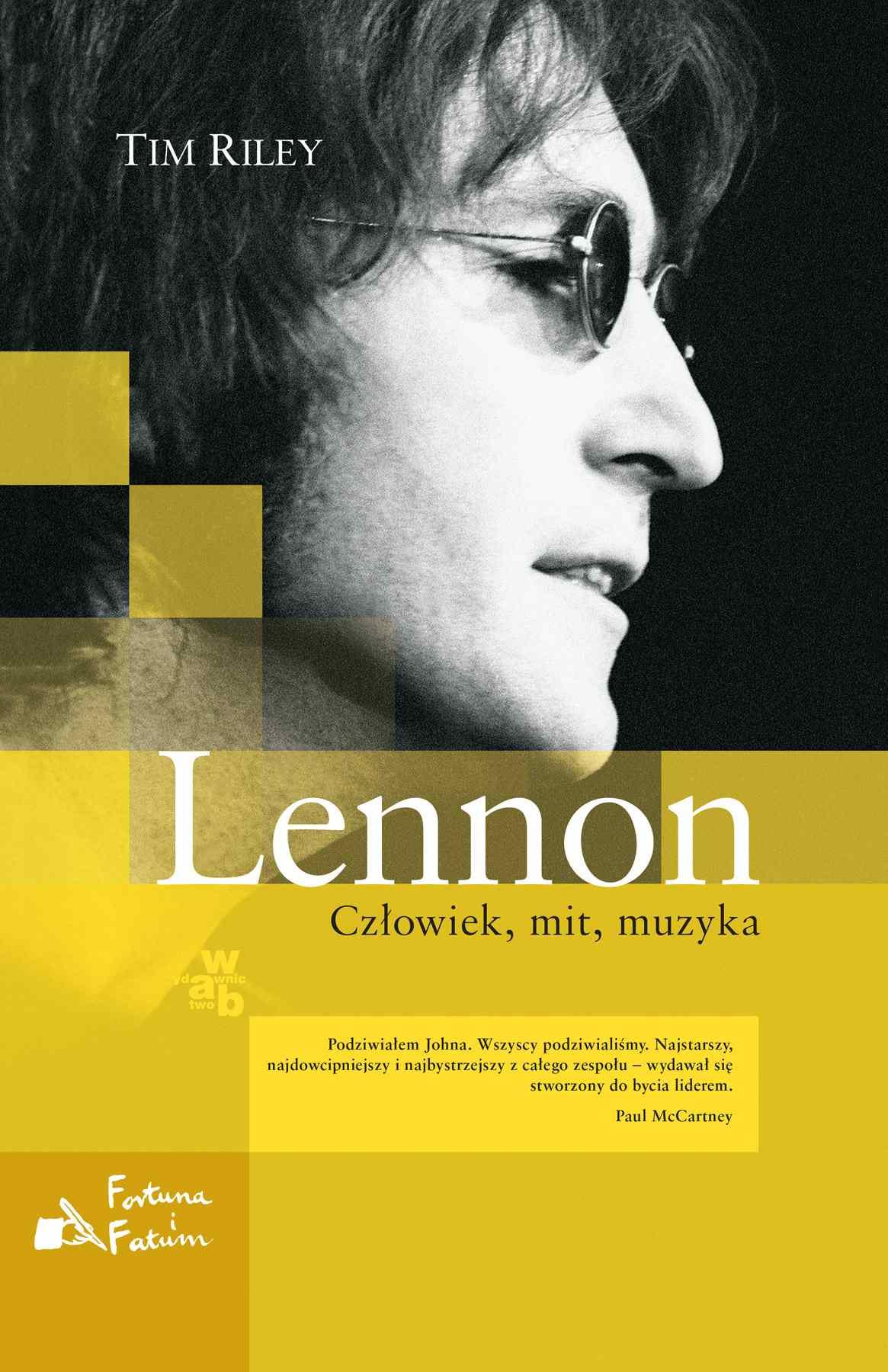 Lennon. Człowiek, mit, muzyka - Ebook (Książka EPUB) do pobrania w formacie EPUB