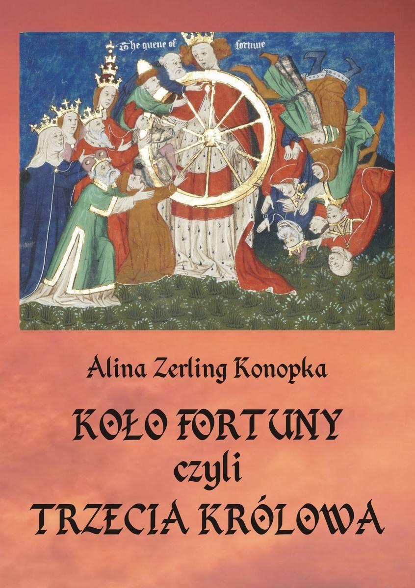 Koło fortuny, czyli trzecia królowa - Ebook (Książka EPUB) do pobrania w formacie EPUB